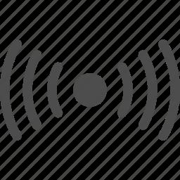mobile internet, network, point, radio signal, wi-fi, wifi, wireless icon