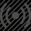 antenna, network, radio internet, wi fi, wi-fi source, wifi connection, wireless icon