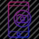 app, cam, camera, mobile, phone, record, smartphone icon