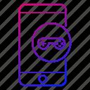 app, fun, games, mobile, phone, recreation, smartphone icon