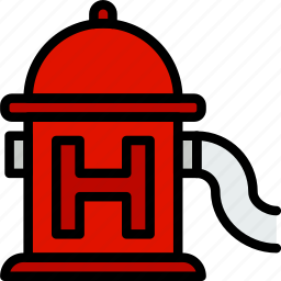 building, construction, hydrant, tool, work icon
