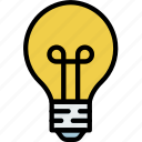 building, bulb, construction, tool, work
