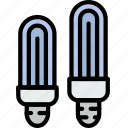 building, bulbs, construction, tool, work icon