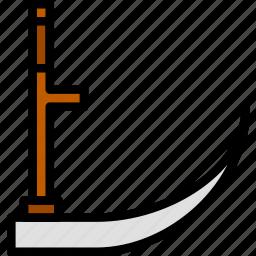 building, construction, scythe, tool, work icon