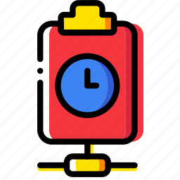 connect, document, file, folder, paper, wait icon