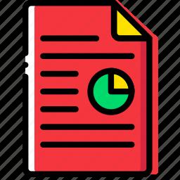 clipboard, content, document, file, folder, paper icon