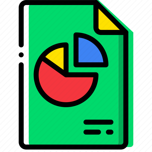 clipboard, document, file, folder, paper, pptx icon