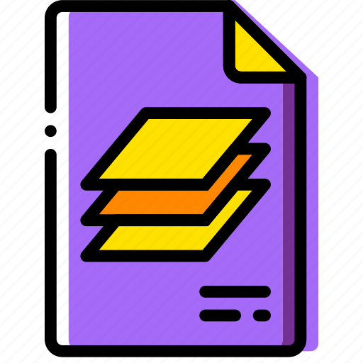 clipboard, document, file, folder, paper, psd icon