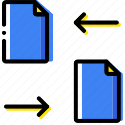 clipboard, connect, document, file, folder, paper icon