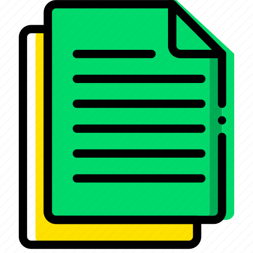 clipboard, document, file, files, folder, paper, write icon