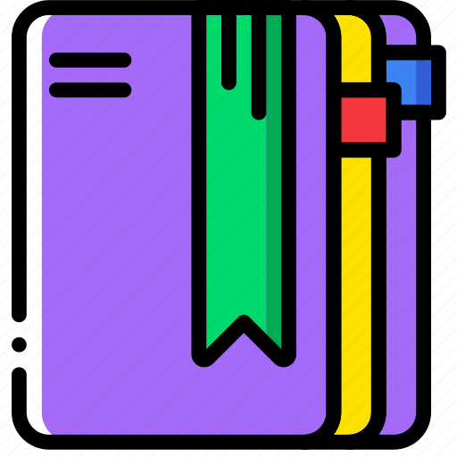 clipboard, diary, document, file, folder, paper, write icon