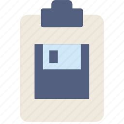 document, file, note, paper, save, write icon