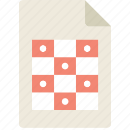 document, file, note, paper, write icon