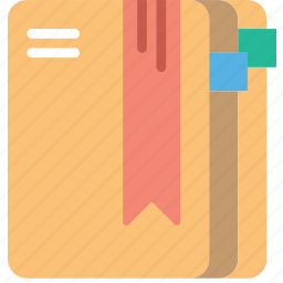 diary, document, note, paper, write icon