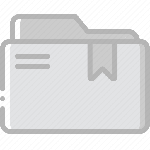 document, folder, important, paper, write icon