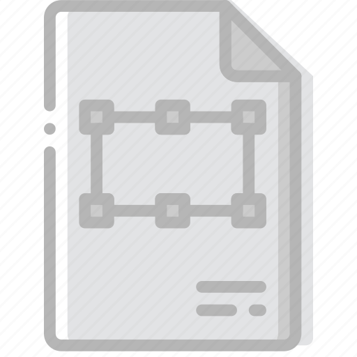 document, file, indd, paper, write icon