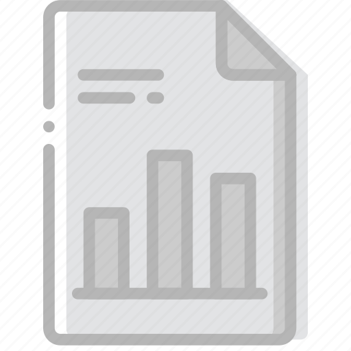 document, file, graphic, paper, write icon