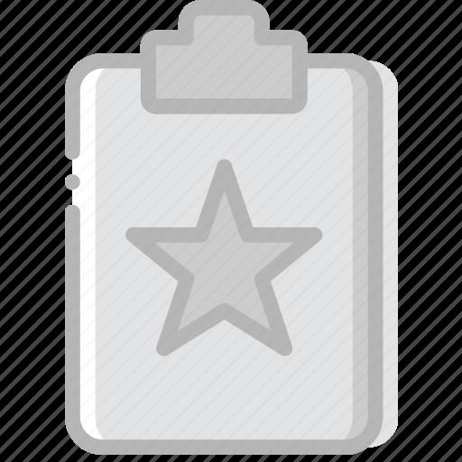 document, favroite, file, paper, write icon