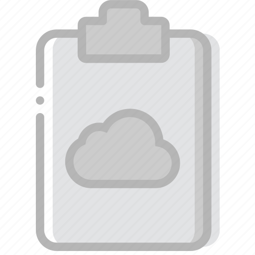 add, cloud, document, file, paper, to, write icon