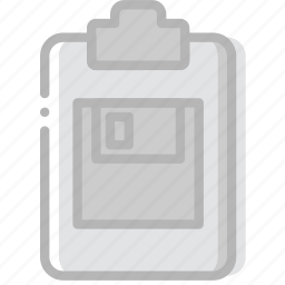 document, file, guardar, paper, save, write icon