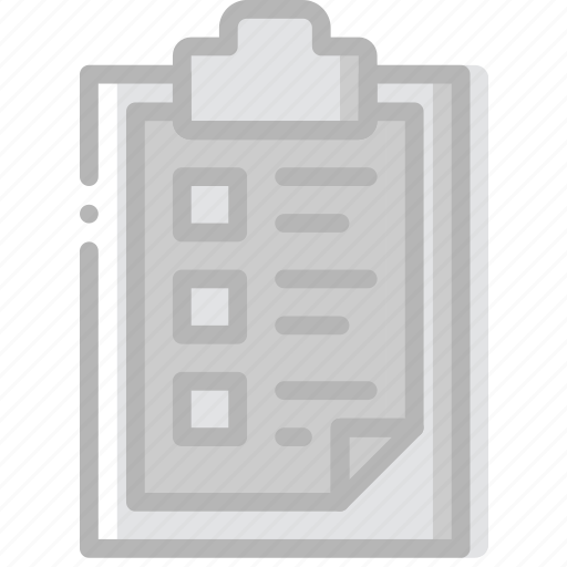 document, file, list, paper, write icon