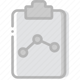 document, file, paper, share, write icon