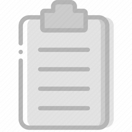 content, document, file, paper, write icon
