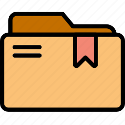 document, folder, important, note, paper, write icon