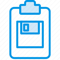 document, file, guardar, note, paper, save, write icon