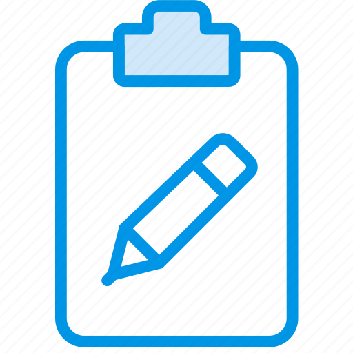 document, edit, file, note, paper, write icon