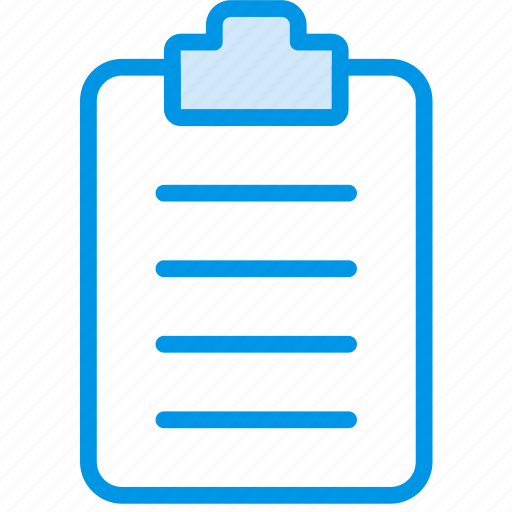 content, document, file, note, paper, write icon