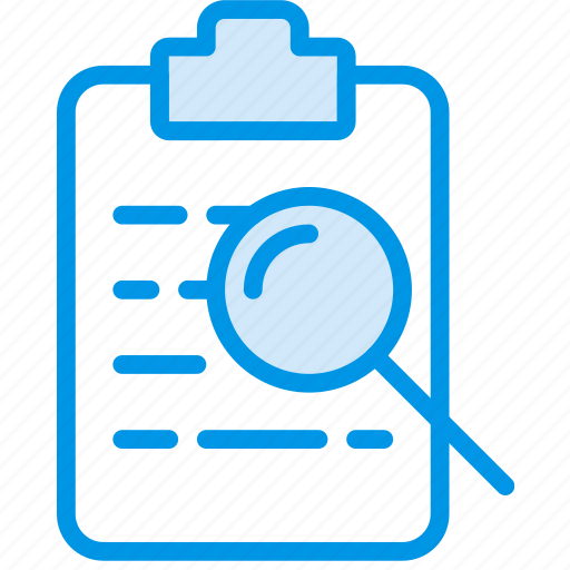 document, file, note, paper, search, write icon