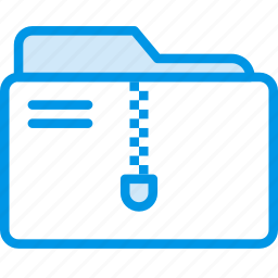 archive, document, folder, note, paper, write icon