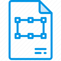 document, file, indd, note, paper, write icon