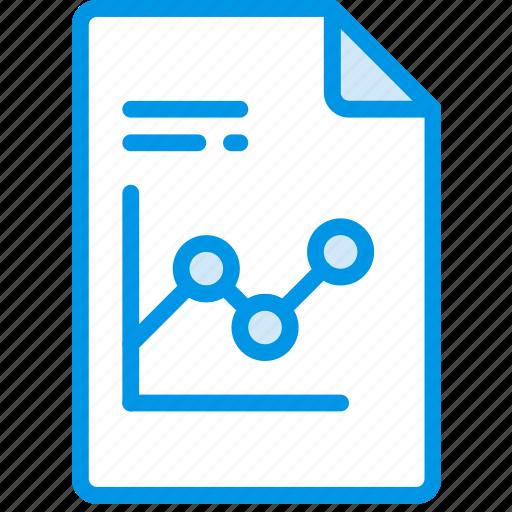 document, file, graphic, note, paper, write icon