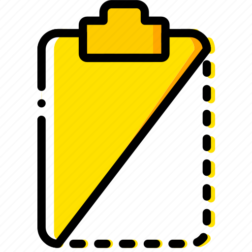 cut, doc, document, file, paper, write icon