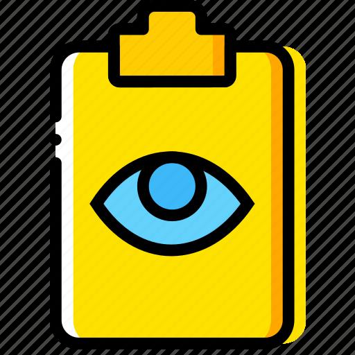 doc, document, file, hide, paper, write icon