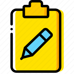 doc, document, edit, file, paper, write icon