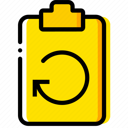 doc, document, file, paper, refresh, write icon
