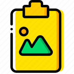 doc, document, file, image, paper, write icon