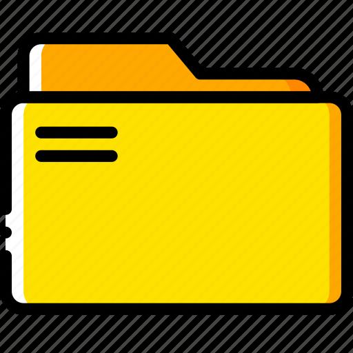 doc, document, folder, paper, write icon
