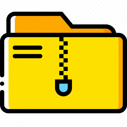 archive, doc, document, folder, paper, write icon