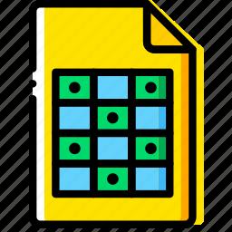 doc, document, file, paper, write icon