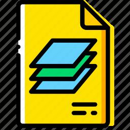 doc, document, file, paper, psd, write icon