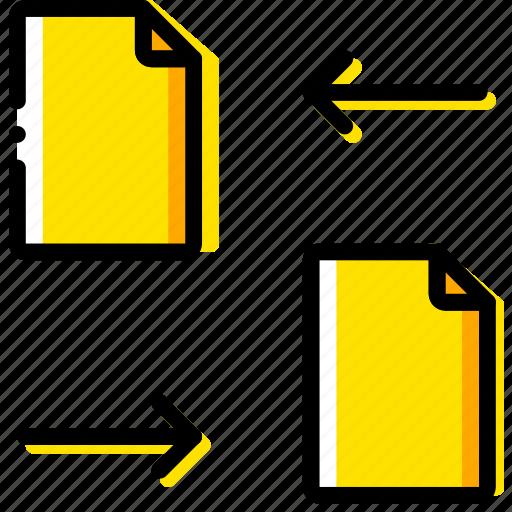 connect, doc, document, file, paper, write icon
