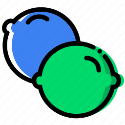 cooking, food, gastronomy, lime icon