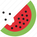 cooking, food, gastronomy, watermelon icon
