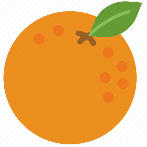 cooking, food, gastronomy, orange icon