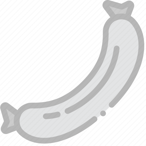 cooking, food, gastronomy, sausage icon