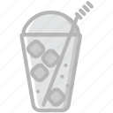 cooking, food, frappe, gastronomy icon